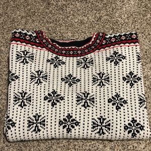 Hanna Andersson Nordic Sweater